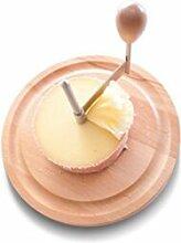 ZELLER Racloir à fromage avec cloche