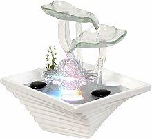 Zen'Light Fontaine d'Intérieur, Blanc