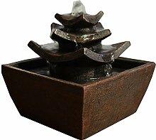 Zen'Light Temple Fontaine d'Intérieur,