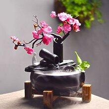 Zen – fontaine d'eau d'intérieur en