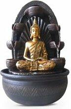 ZEN Fontaine d'intérieur avec statue Bouddha