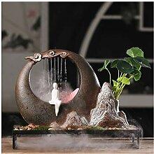 Zen Fontaine d'intérieur Ornements de Feng