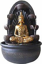Zen Light Chakra Fontaine d'Intérieur avec