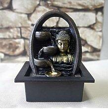 Zen Light Essan Fontaine d'Intérieur avec Pompe