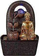 Zen Light - Fontaine d'Intérieur Bouddha