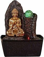 Zen Light - Fontaine d'Intérieur Bouddha Haka