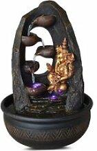 ZEN LIGHT Fontaine d'intérieur bouddha Mystic