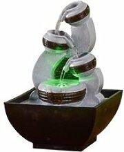 Zen Light - Fontaine d'Intérieur Kara -   Zen