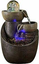 Zen Light - Fontaine d'Intérieur Malla -