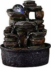 Zen Light - Fontaine d'Intérieur Nature Satya