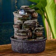 Zen Light Fontaine intérieur Nature Satya