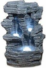 ZEN LIGHT Fontaine LED d'intérieur - Nature -