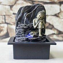 Zen Light Fontaine lumineuse interieur Bouddha