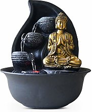 Zen Light Praya Fontaine d'Intérieur avec Pompe