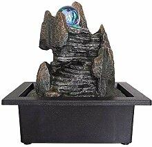 Zen Light Scala Fontaine d'Intérieur avec Pompe