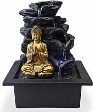 Zen Light Shira Fontaine d'Intérieur avec Pompe