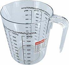 Zenker 008811 Verre doseur, verre mesureur, verre