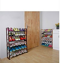 ZEQUAN Assemblage Pliant étagère à Chaussures