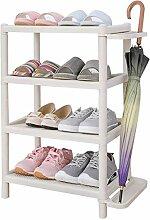 ZEQUAN Étagère à Chaussures Simple Multicouche