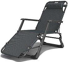 Zero Gravity Chaise longue pliante pour patio