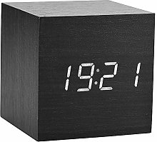 Zerone LED Horloge de Bureau Réveil Matin Horloge