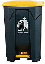 ZfgG Grande poubelle - pied en plastique double