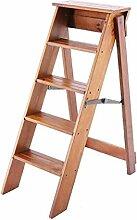 Zfggd Chaise D'escalier D'escabeau