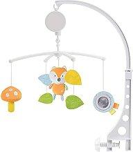 ZFQZKK Baby-lit jouet Musical Mobile Baby Musical