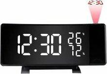 ZG20763-Horloge électronique radio à projection