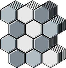 ZGC DIY Auto-Adhésif Autocollants PVC Stickers