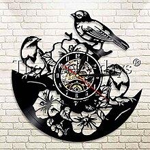 zgfeng Perroquet Oiseau Vinyle Disque Vinyle