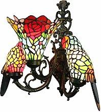 ZHANGDA Applique Murale Perroquet de Style