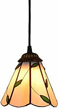 ZHANGDA Lampe à Suspension de Style Tiffany de 6