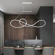 ZHANGDA Lampe Pendante Moderne de Table à Manger