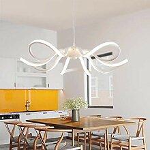 ZHANGDA Moderne LED 65W Lumière Blanche