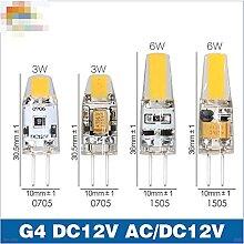 ZHANGKE CHULONG 10pcs / Lot LED Ampoule G4