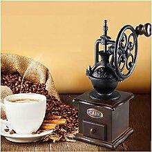 ZHANGZHI Meuleuse de café manuelle classique