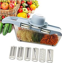 ZHANGZHI Myvit Mandoline Slicer Cutter de légumes