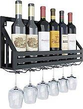 ZHBH Casier à vin, casier à vin Mural,