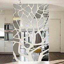 zhenfa Entrée Fond Mural décoratif Miroir 3D
