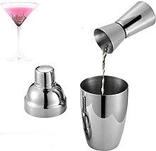 ZHGYD Kit De Barman Avec Barre De Stand Set Shaker