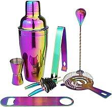 ZHGYD Shaker Shaker Shaker En Acier Inoxydable Set