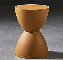 Zhicaikeji Tabouret Bas Round Tabouret Bas Moderne