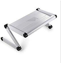 ZHIHUI Tables Pliantes Bureau De Bureau Pliable
