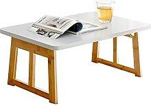 ZHIHUI Tables Pliantes Table Pliante Bureau Bureau