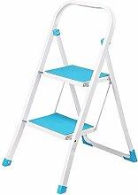 ZHPBHD Escabeau Tabouret Tabouret ménage Ladder