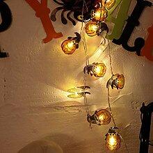 ZHQIC 20 LED 3 M Suspendus Citrouille LED