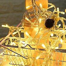 ZHQIC Décoration de noël Lanterne en Plastique