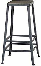 ZHXZHXMY Simple family stool Hauteur comptoir bar