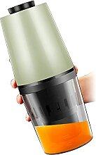 ZHZHUANG Mélangeur Portable Électrique Juicer